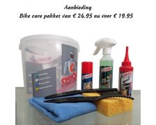 Cyclon Bike Care Kit Dry W. Lube onderhoud pakket!